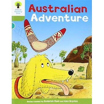 Oxford Reading Tree: Tappa 7: più storie di avventura australiana di b: