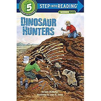 Chasseurs de dinosaures (étape en lecture: un livre de l'étape 5)