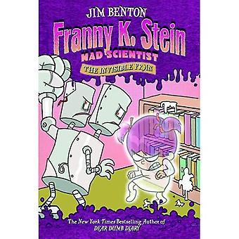 Den osynliga Fran (Franny K. Stein, galen vetenskapsman)