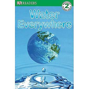 Wszędzie woda (DK czytelników: poziom 2)