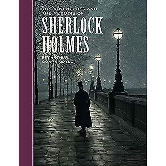 Przygody i wspomnienia Sherlocka Holmesa (Sterling dzieci klasyki) (Sterling dzieci Classics)