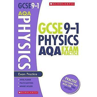 Physics Exam Practice Book for AQA - GCSE Grades 9-1