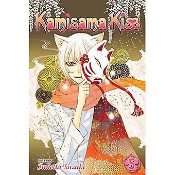 Kamisama kyss, Vol. 5