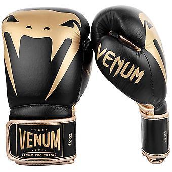Pro gants de boxe Venum Giant 2.0 noir/or