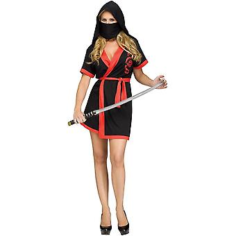 Sexy Ninja Costume for Women