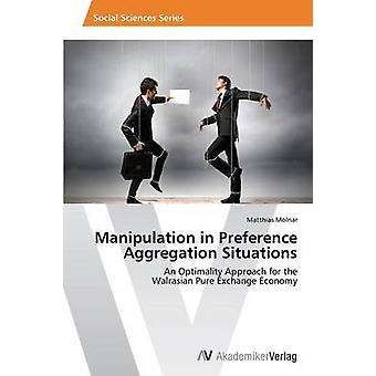Manipulation in Preference Aggregation Situations by Molnar Matthias