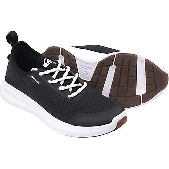 Quiksilver Herren Zwischenstopp Reisen Shoess - schwarz/weiß