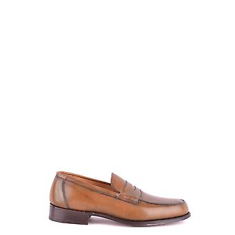 Tricker's Ezbc150003 Men's Brown Leather Loafers