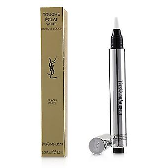 Yves Saint Laurent Touche Eclat Radiant Touch wit-2,5 ml/0.08 Oz