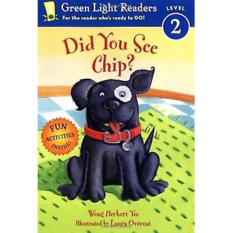 Did You See Chip? Book