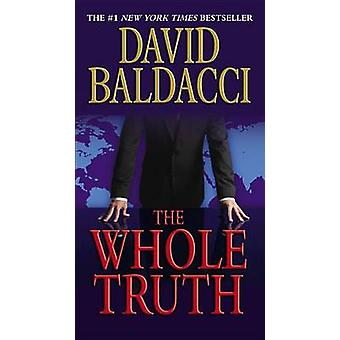 The Whole Truth by David Baldacci - 9780446539685 Book