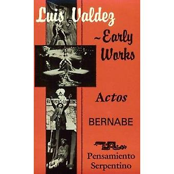 Early Works - Actos - Bernabe AND Pensamiento Serpentino by Luis Valde