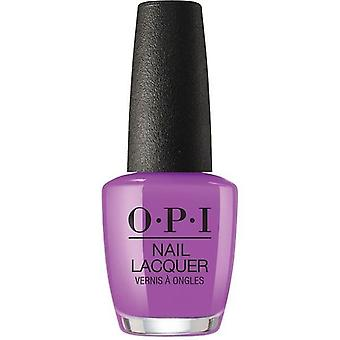 OPI Neon Collection Summer 2019 NL N73 Positive Vibes Only, 0.5 Fl Oz.