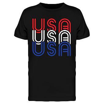 USA: Das T-Shirt der USA