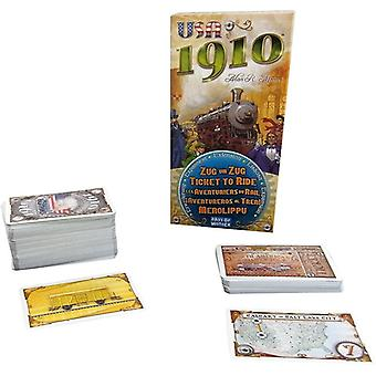 Ticket to Ride Expansion USA 1910 Board Game Expansion