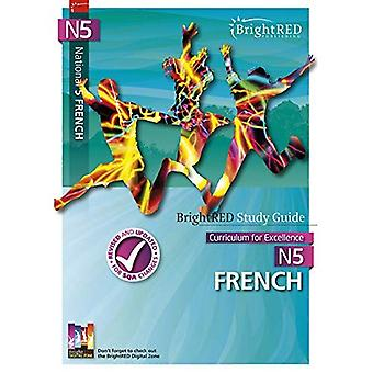 Brightred Study Guide National 5 French - Enhanced Edition (Brightred Study Guides)
