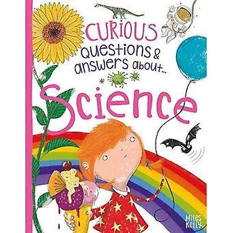 Nieuwsgierige vragen & antwoorden over wetenschap