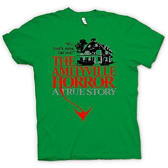 Kinder T-shirt - Amityville House - Horror - Film