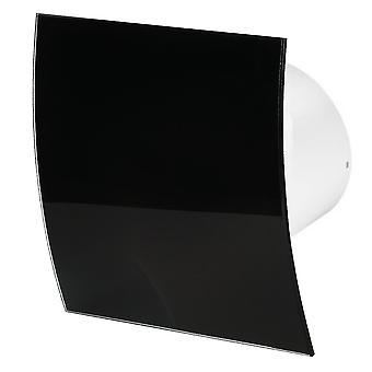 100 ملليمتر الرطوبة الاستشعار النازع مروحة ESCUDO اللوحة الأمامية جدار السقف التهوية