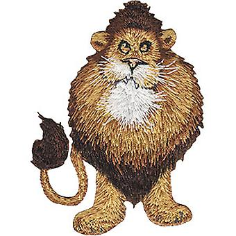 Patch - Animal Club - Lion Iron-On New Gifts Toys p-4482
