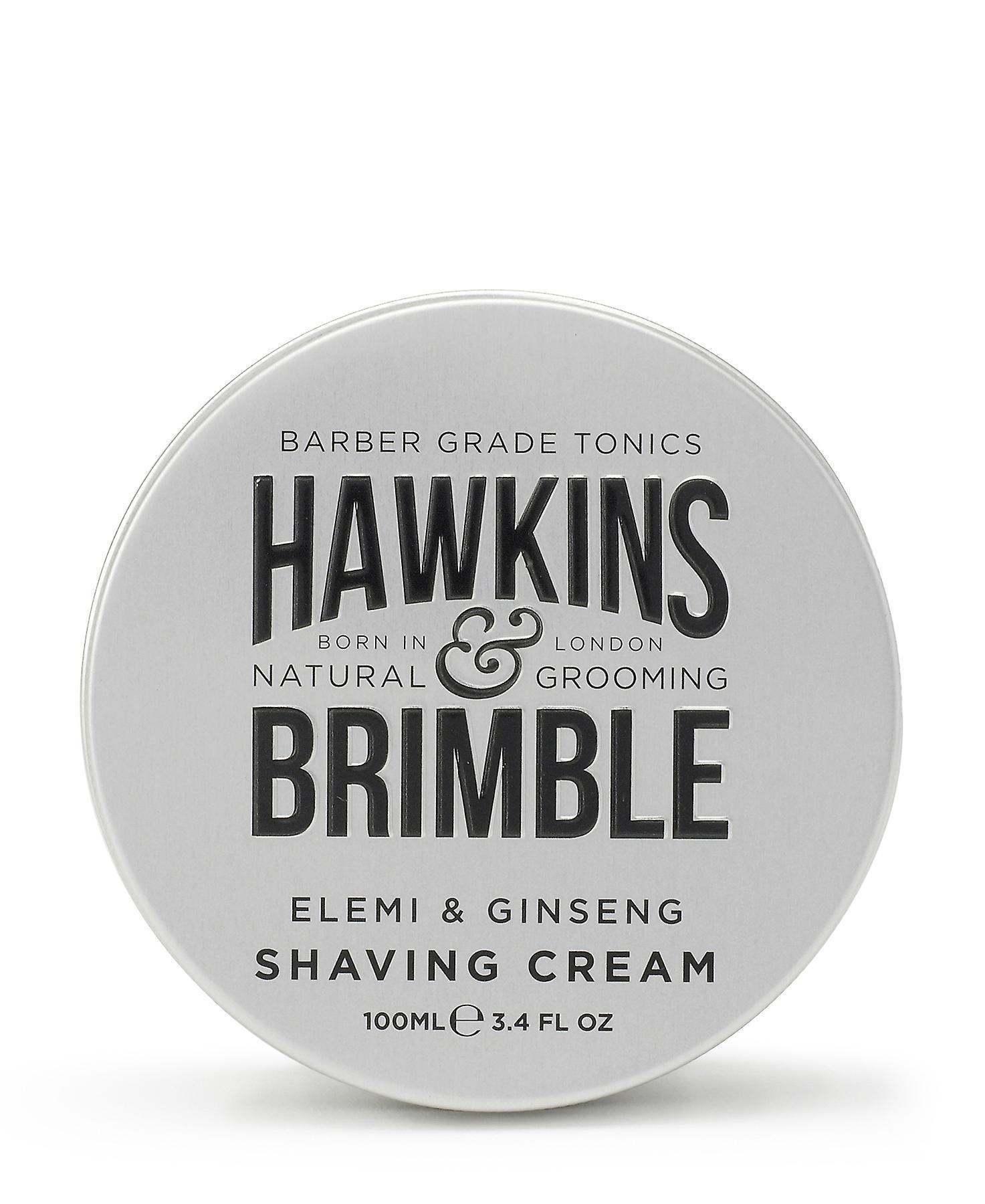 Hawkins & Brimble Shaving Cream (100ml)