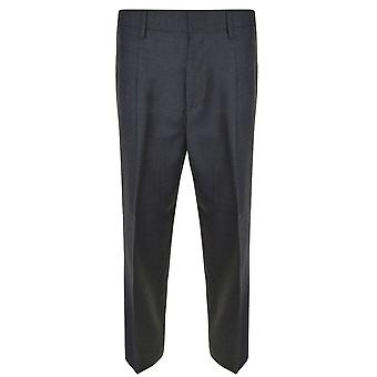 DKNY Mens Crop Reverse Trousers Bottoms Pants