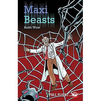Maxi beesten door Keith West & geïllustreerd door Anthony Williams