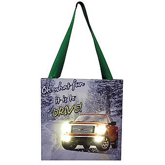 Tote Bag - Ford - F-150 Oh What Fun New Licensed 25125