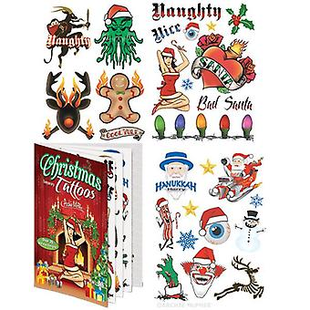 Character Goods - Archie McPhee - Tattoos - Christmas 12319