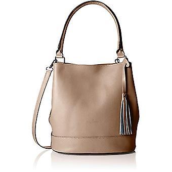 Bags4Less Aliyah - Donna Braun (Taupe) shoulder bags 15x30x30 cm (B x H T)