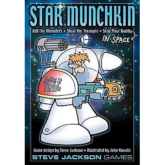 Gioco di carte Star Munchkin