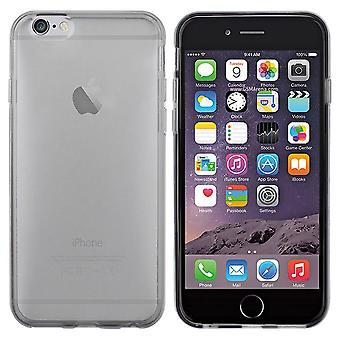 iPhone 6 Case Transparent Schwarz - CoolSkin3T