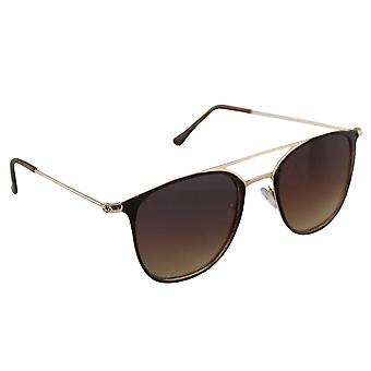 Sunglasses UV 400 Aviator Gold BruinHL195_5