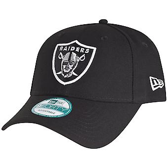 New era 9Forty Cap - NFL LEAGUE Oakland Raiders Black