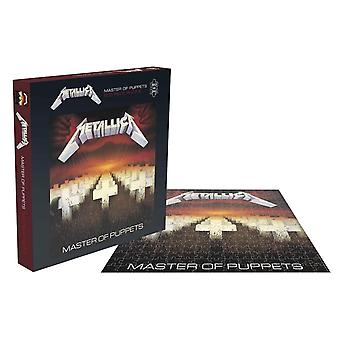 Metallica Jigsaw Puzzle Master Of Puppets Album Cover new Official 500 Piece