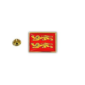 Pine Pines rinta nappi PIN epoksi metalli perhonen harja lippu Normandia