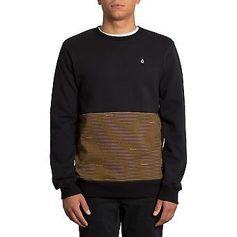Volcom Forzee Sweatshirt in rust