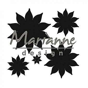 Marianne Design Craftables sappig (puntige) sterven, 18.1 x 8,4 x 0,2 cm