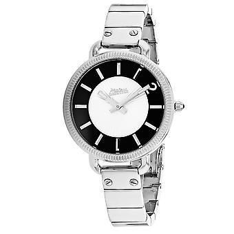 Jean Paul Gaultier Women's Index Silver Dial Watch - 8504301