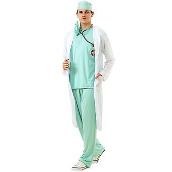 Elegant doctor adult costum, XL