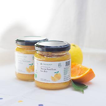 Navel Lane late Eco extra Orange jam 210 gr