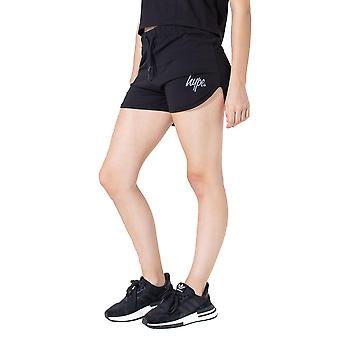 Hype multi glitter Kids running shorts
