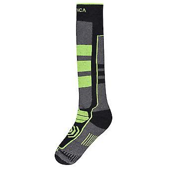 Nevica Mens Gents Vail Warm Knee High Ski Snowboard Winter Sports Socks