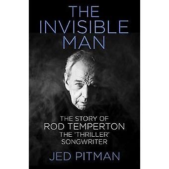 Invisible Man by Jed Pitman