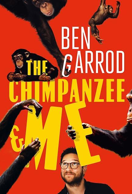 Chimpanzee  Me by Ben Garrod