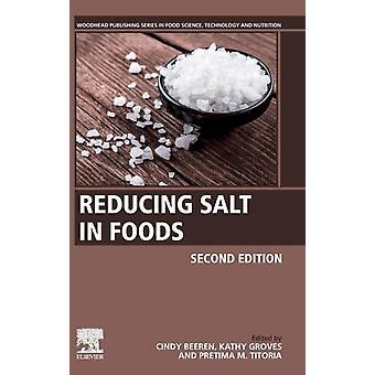 Reducing Salt in Foods by Beeren & Cindy