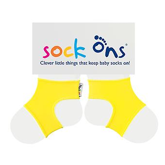 SockOns - Clever Little Things That Keep Baby Socks On! - 0-6m