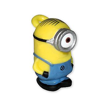 Despicable Me 3 Micro Lite multicolor flashlight, made of plastic, in gift wrapping.