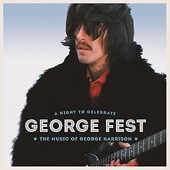 Ulike Artist - George Fest: Kvelden for å feire musikk [Vinyl] USA import