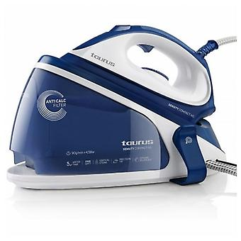 Iron steam generator Taurus Sensity Compac NS 1 L 90 g/min 2200W blue white